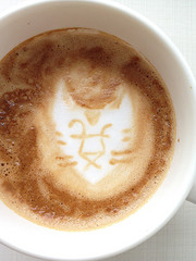 Today's latte, Apache Tomcat.