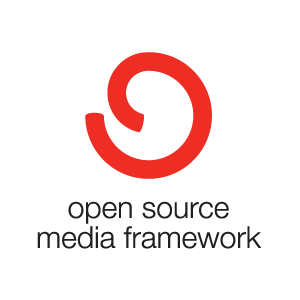 Open Source Media Framework Icon