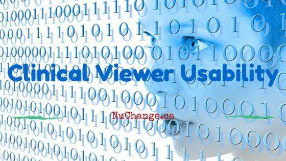 Clinical Viewer Usability