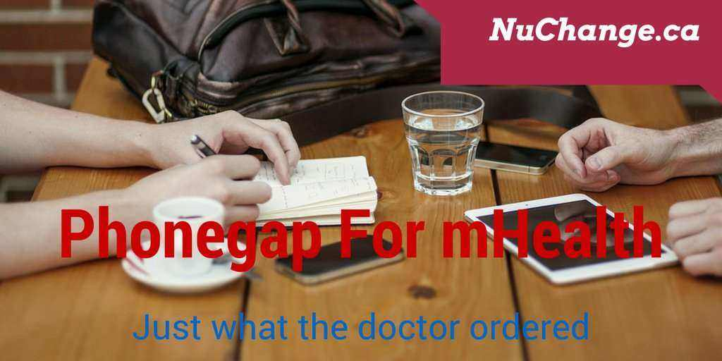 Phonegap for mHealth