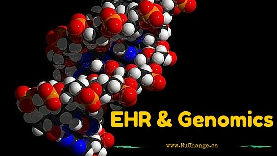 EHR and Genomic Data